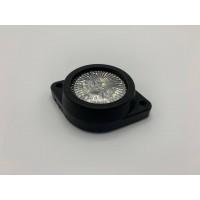 Габаритный фонарь светодиодный Белый 24v 4LED L0036 NOKTA