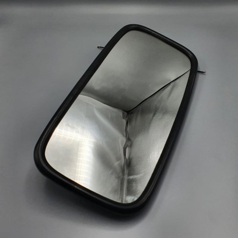 Зеркало заднего вида универсальное 370*182*64 мм (среднее) с монтажным комплектом LH=RH