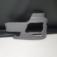 Угловая часть бампера MERCEDES  MP 2-3 LH