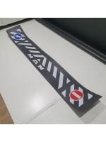 """Брызговик резиновый на задний бампер тисненый """"MAN"""" 1 сорт 2400х350мм"""