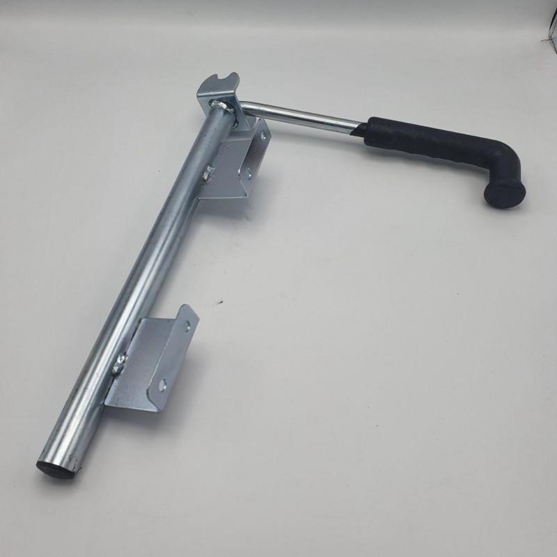 Фиксатор задних ворот 400*327,5 мм левосторонний