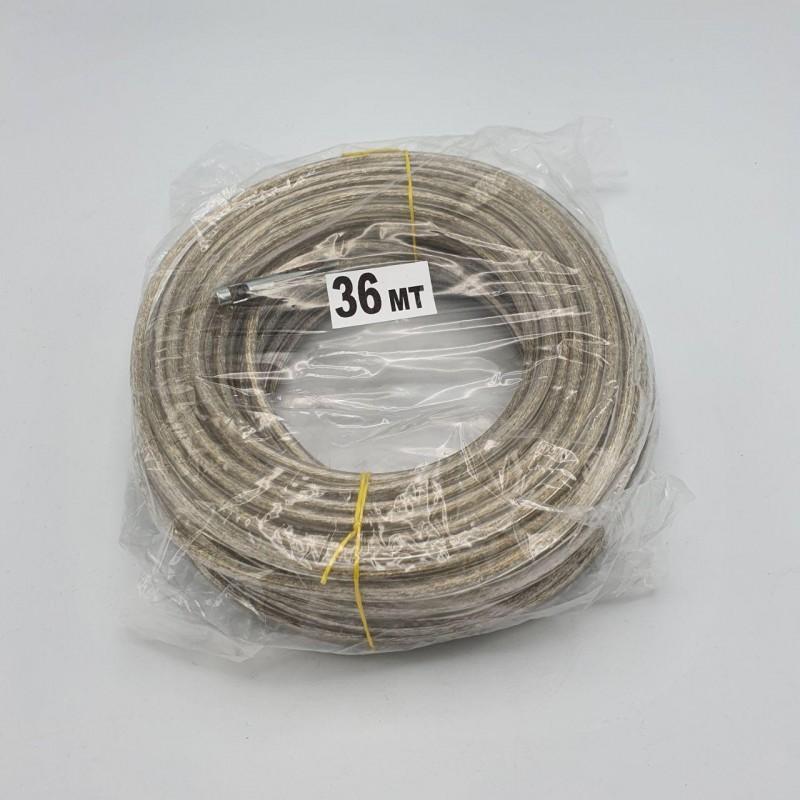 Трос тента (6 ММ Х 38 М)