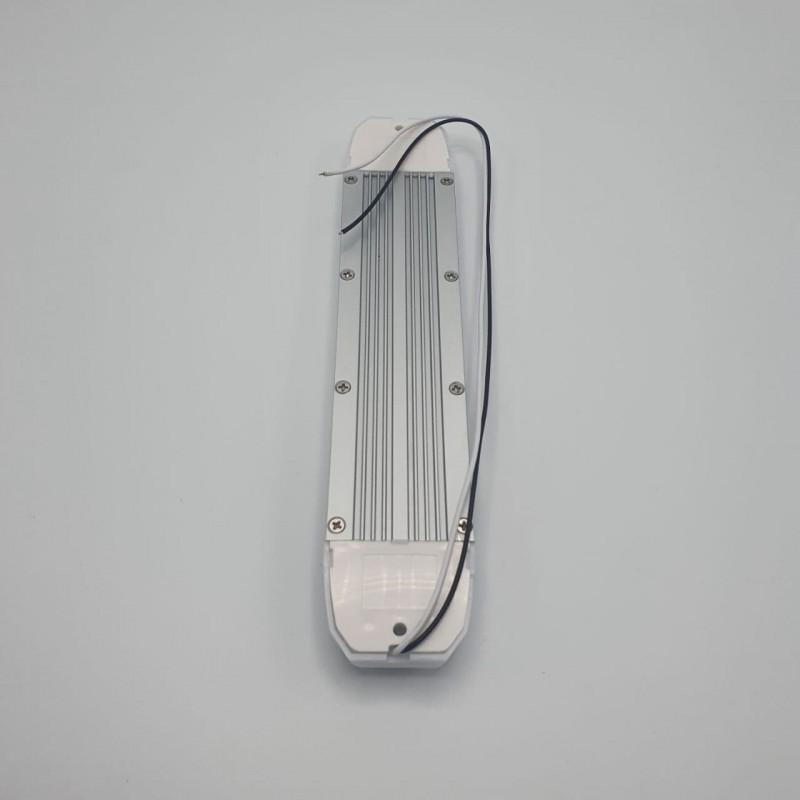 Фонарь внутреннего освещения салона кабины прямой 24LED 10-30V