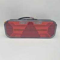 Многофункциональный универсальный задний фонарь диодный LED + НЕОН 10-30V L