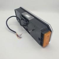 Многофункциональный универсальный задний фонарь диодный LED + НЕОН 10-30V R