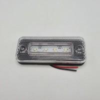 Стояночный фонарь светодиодный белый MAN/DAF 24V