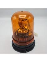 Проблесковый маячок стационарный под лампочку 12V