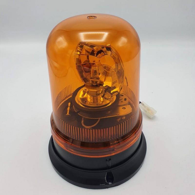 Проблесковый маячок стационарный под лампочку 24V