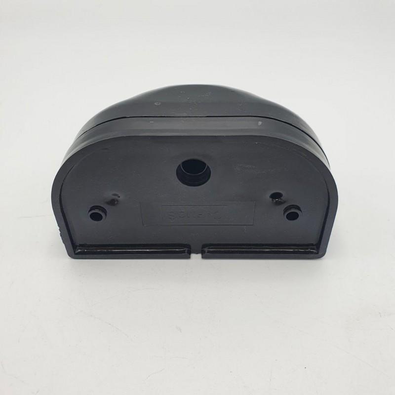 Фонарь подсветки номера диодный черный 24v NOKTA