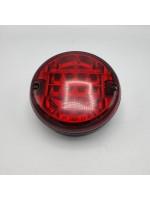 Фонарь задний на прицеп светодиодный красный 20LED 24V