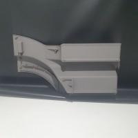 Верхняя ступень MERCEDES ACTROS MP2-3 L