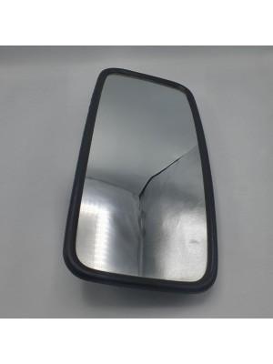 Зеркало заднего вида универсальное сферическое 422*204*70 мм (большое) с монтажным комплектом LH=RH