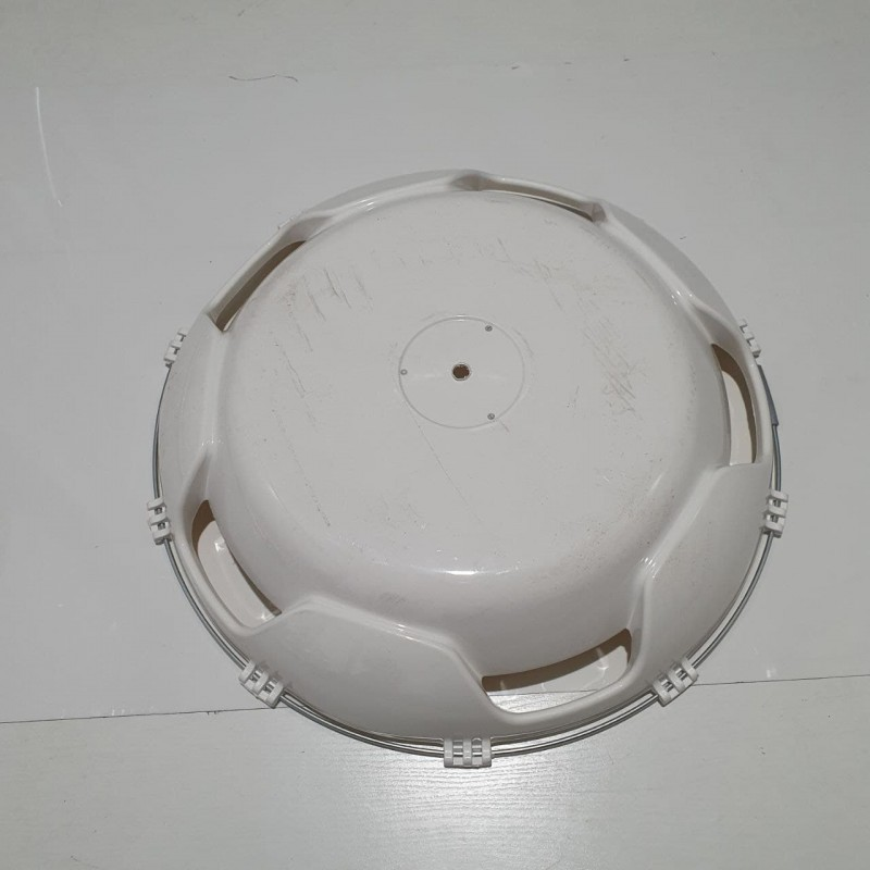 Колпак пластиковый на переднее колесо 22,5 Белый