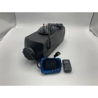 Комплект автономного обогревателя (отопителя) 2кВт для грузового автотранспорта 24V