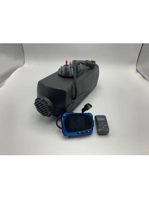 Комплект автономного обогревателя (отопителя) 5кВт для грузового автотранспорта 24V