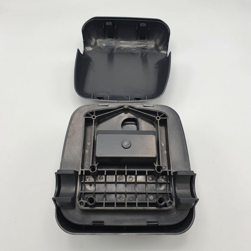 Зеркало дополнительное с обогревом 24В и корректором MAN TGA TGL TGM LH=RH