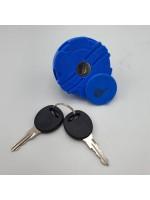Крышка горловины бака AdBlue пластиковая 40 мм