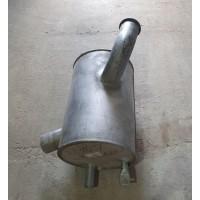 ГЛУШИТЕЛЬ ACTROS MP1 - AXOR MP1 (1996-2004) - ATEGO 1823-1828-1923-1928-2223-2228-2523-2528-2628 (1998–2004)