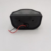 Подсветка номера LED Черная 12-24v