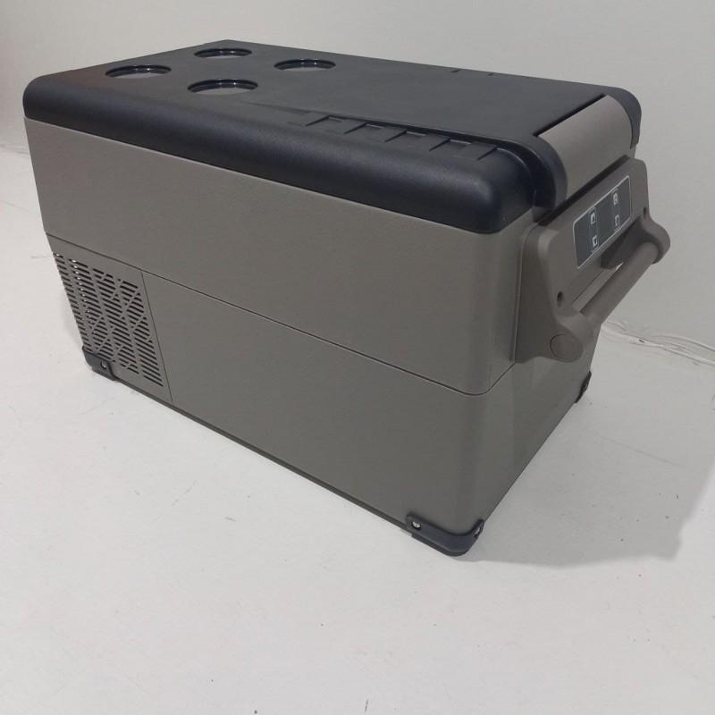 Холодильник автомобильный компрессорный 12-24V 35 л