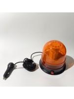 Проблесковый маячок светодиодный жёлтый универсальный 10-30V